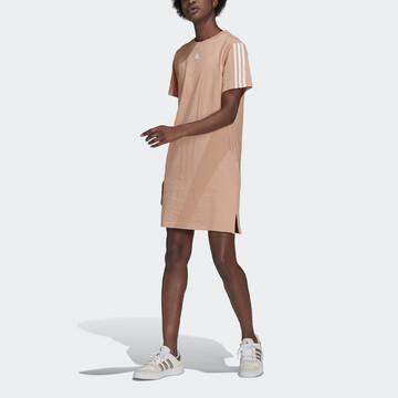 H10236 - Šaty 3 Stripes