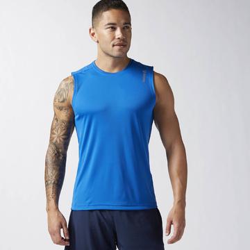 BK7270 - Tričko bez rukávů Running Essentials