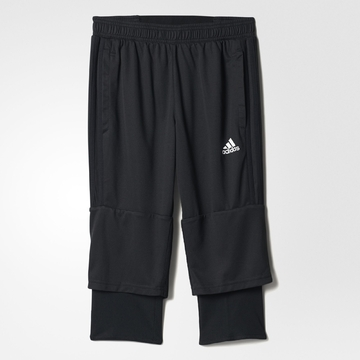 AY2881 - Tříčtvrteční kalhoty Tiro 17