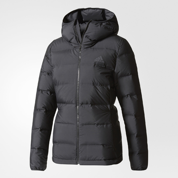 BQ1935 - Kabát Helionic Down Hooded