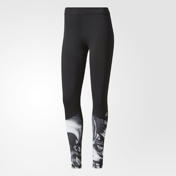 BS1234 - Legíny Techfit Printed