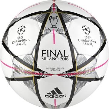 AC5494 - Fotbalový míč Finale Milano Sport