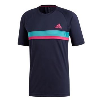 D93123 - Tenisové tričko Club Color Block