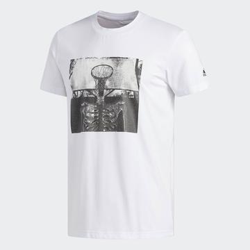 DU6447 - Tričko Skull
